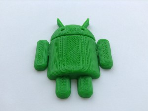 3D Printed Android