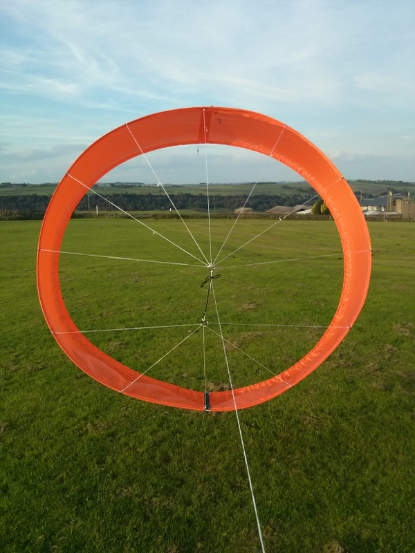 Circoflex kite flying